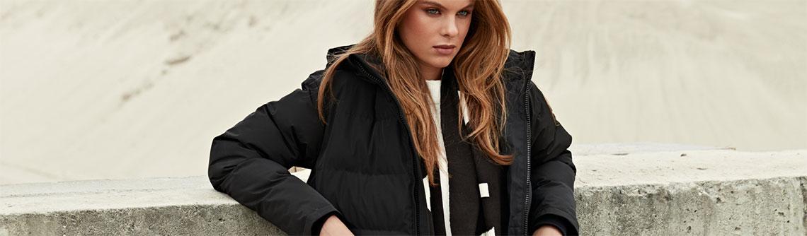Airforce winterjas voor dames kopen