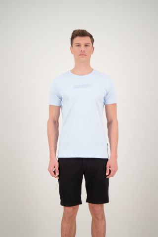 OUTLINE AIRFORCE EMBOSS T-SHIRT