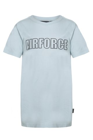 OUTLINE AIRFORCE T-SHIRT