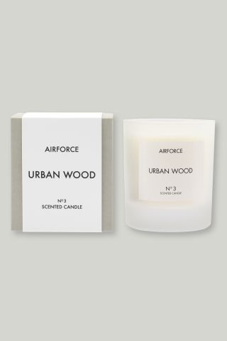 SCENTED CANDLE URBAN WOOD