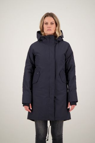 FISHTAIL PARKA  ICE