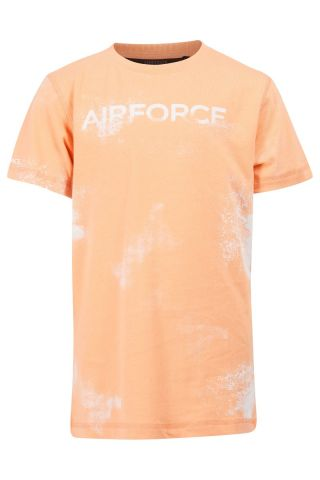 FADED AIRFORCE T-SHIRT
