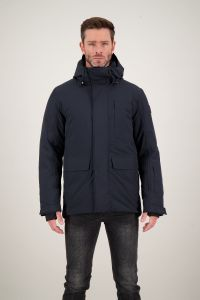 SHORT WATERPROOF PARKA