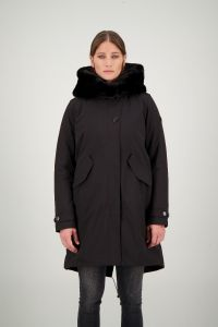 LONG TEDDY PARKA