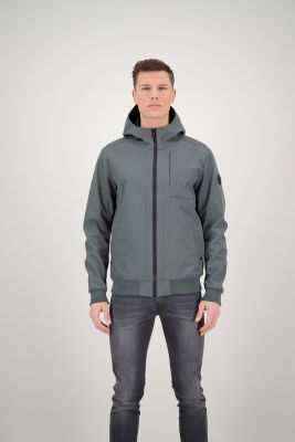 SOFTSHELL JACKET CHESTPOCKET