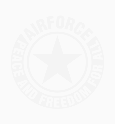 OUTLINE AIRFORCE STAR T-SHIRT