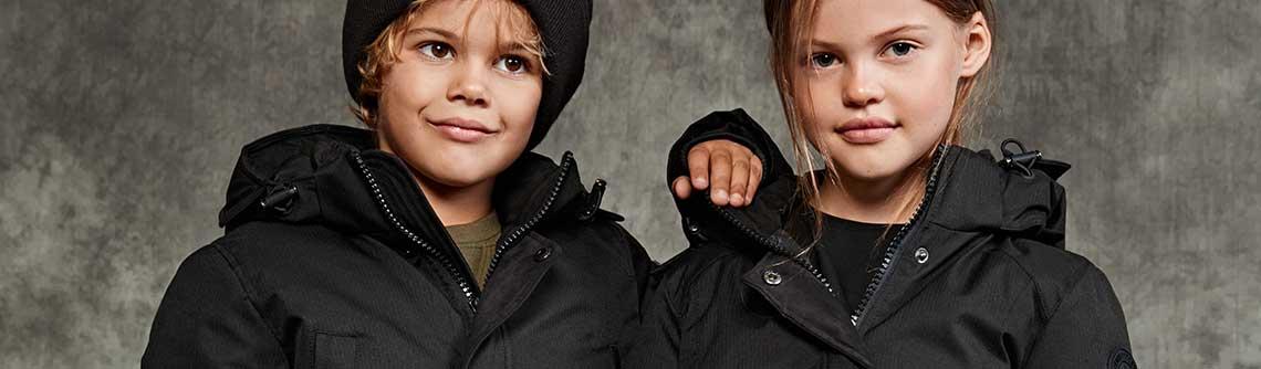 Wintercollectie Airforce kids