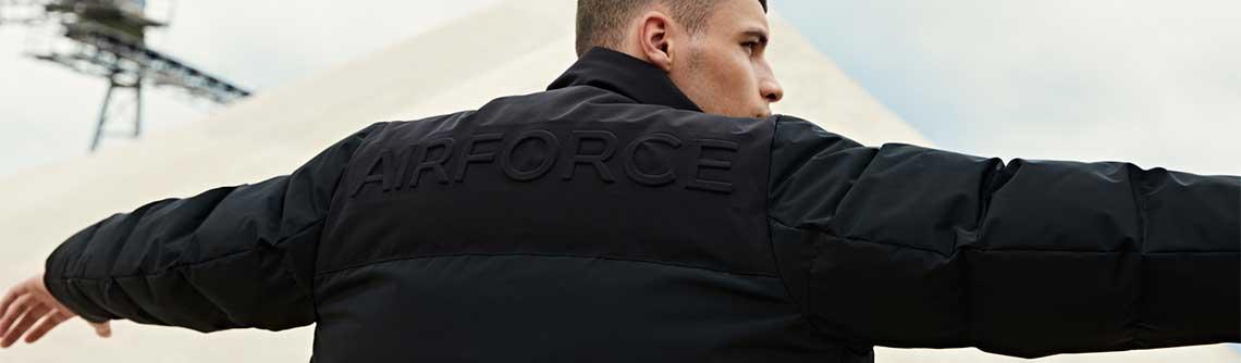 Zwarte winterjas online kopen